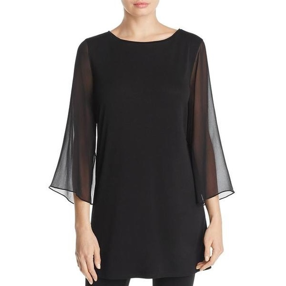 420771a3aaa Eileen Fisher Tops - Eileen Fisher silk tunic top